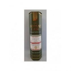 Whisky Old Malt Cask Glendullan 17jaar