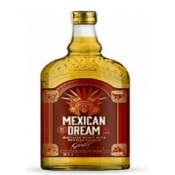 Tequilla Pragmatica Collection Mexican Dream Gold