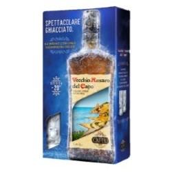 Vecchio Amaro Del Capo avec 2 verres dans Giftbox