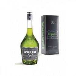 Liqueur Izarra 54 en étui cadeau