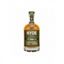 Whisky Hyde N°3/6y Bourbon Single Grain