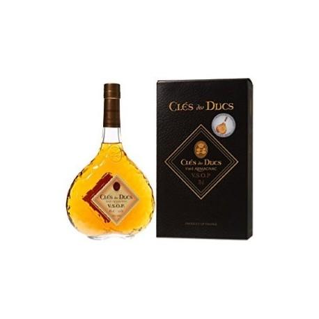 Armagnac Clés Des Ducs VSOP Giftbox