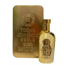 GIN GOLD 999.9 BULLION 70CL/40