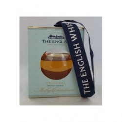 Whisky English Boule De Noel 20cl/43%